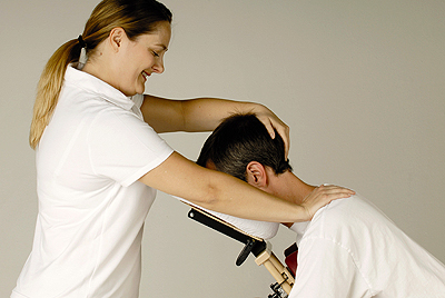 Restorative Chair Massage