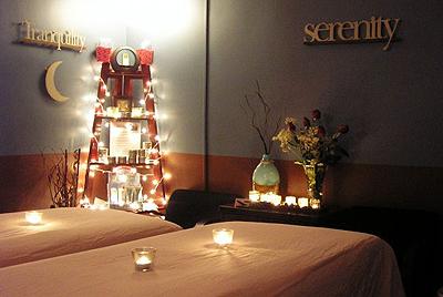 Restorative Couple Massage