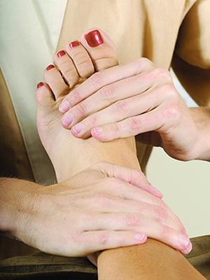 Restorative Reflexology Aromatherapy