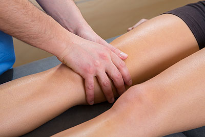 Sports Manual Lymphatic Drainage