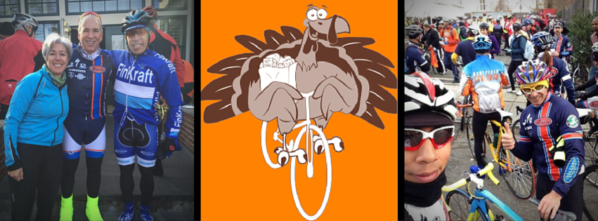 Once again, SMART integrative Massage Group is sponsoring the Montclair Turkey Ride.